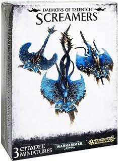 Warhammer 40K - Age of Sigmar Daemons of Tzeentch Screamers (3 Miniatures)