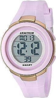 Armitron Sport Unisex Digital Resin Strap Watch, 45/7126
