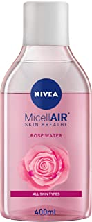 NIVEA, Micellar Water, MicellAIR, Micellar Rose Water, 400ml