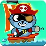 パンゴパイレーツ: 冒険と宝探しのゲーム 3-8歳の子供向け
