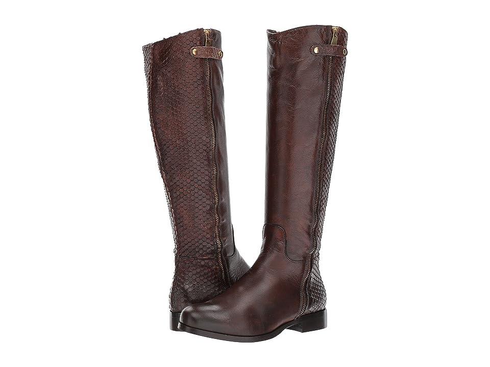 Cordani Blakely (Brown Leather/Python) Women