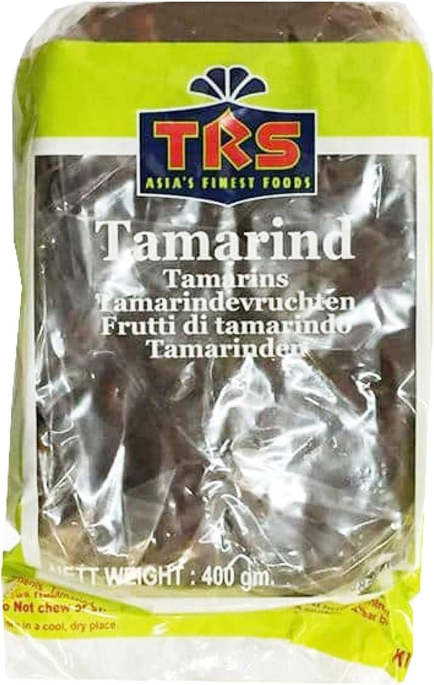 TRS Tamarind 400g fruta de tamarindo con hueso