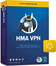 HMA | Total Security of your Privacy on Internet - 5 Devices, 14 Days (Single Key) (Email Delivery in 2 hours- No CD)