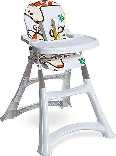 Cadeira de Refeição Alta Premium, Galzerano, Girafas, Até 15 kg