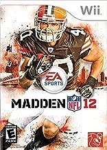 Madden NFL 12 - Nintendo Wii (Renewed)