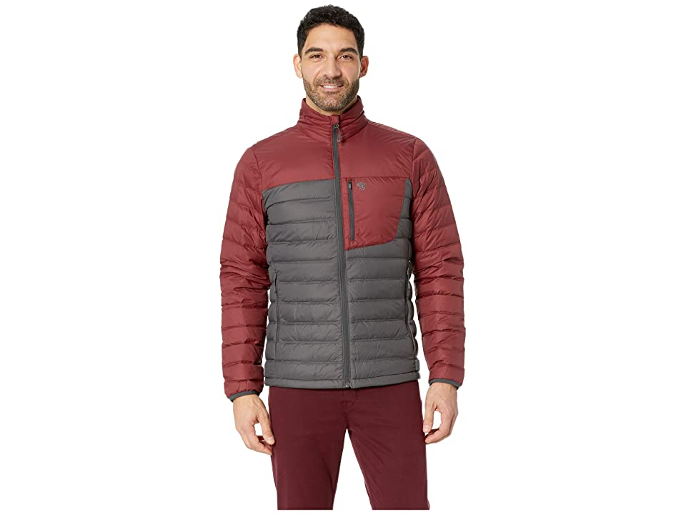 Mountain Hardwear Dynothermtm Down Jacket (Shark) Men