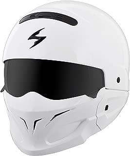 Scorpion Covert 3-in-1 Helmet White (XL)