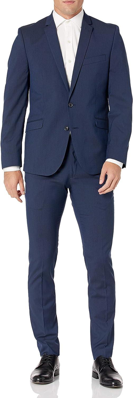 Billy London Men's Slim Fit Suit