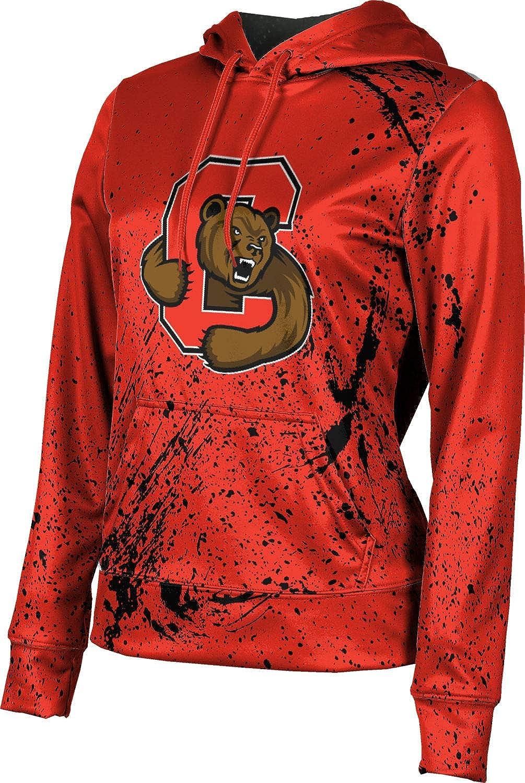 ProSphere Cornell University Girls' Pullover Hoodie, School Spirit Sweatshirt (Splatter)