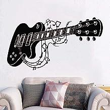 Vinilos decorativos Vinilos decorativos de PVC removibles utilizados para decorar instrumentos musicales en casas y salas ...