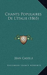 Chants Populaires De L'Italie (1865)