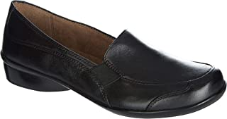 Naturalizer Womens Carryon Loafers 6.5 Black