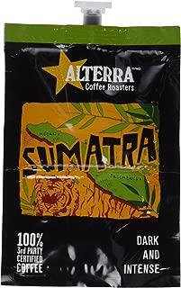 FLAVIA ALTERRA COFFEE, Sumatra Dark Roast, 20-Count Freshpacks (Pack of 1)