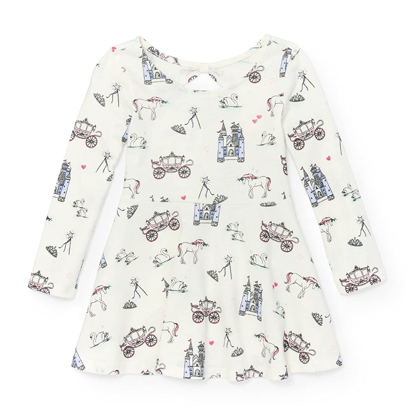 The Children's Place Baby Girls' Printed Dress 2