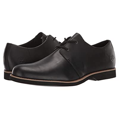 Timberland Stormbuck Lite Plain Toe (Black) Men