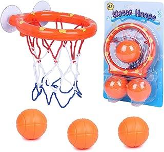 Random Color Herefun 16pcs Desktop Table Basketball Game Toys Shoot Game Indoor Finger Table Basketball