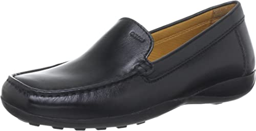 Geox D Winter Euro2, Mocassins (Loafers) Femme