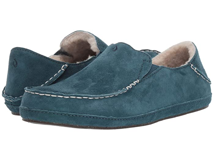 Nohea Slipper  Shoes (Pacific Green/Pacific Green) Women's Slippers