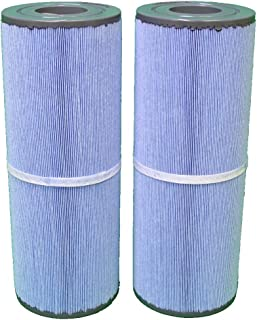 2 Pack Guardian Pool Spa Filter - Antimicrobial - Replaces Unicel C-4950RA Pleatco PRB50-IN-M FC-2390M