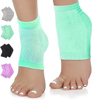 Nado Care Moisturizing Socks Lotion Gel for Dry ed Heels - Spa Gel Socks Humectant Moisturizer Heel Balm Foot Care Heel So...