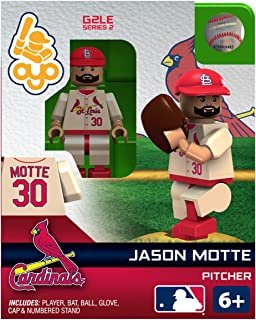 MLB Saint Louis Cardinals Jason Motte OYO Figure