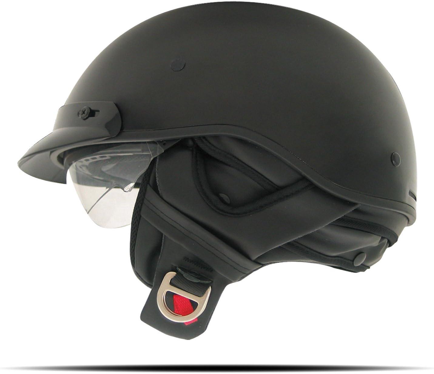 Zoan Low price Route 66 Half Challenge the lowest price of Japan ☆ Helmet 2Xl Matte Black -
