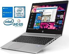 """2019 HP Probook 450 G6 15.6"""" HD Business Laptop (Intel Quad-Core i5-8265U, 16GB DDR4 RAM, 512GB M.2 SSD, UHD 620) Backlit,..."""