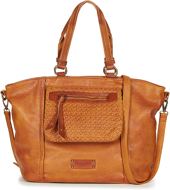 FUCHSIA RAPHAEL 2 Handtaschen damen Cognac Handtasche B07NL8Y8QD  Reparieren Reparieren Reparieren e9ad29