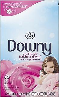 Downy (ダウニー) シート エイプリルフレッシュの香り 80枚入