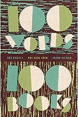 100 Words 100 Books Paperback