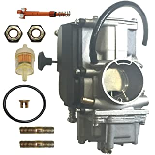 Zoom Zoom Carburetor & Air Fuel Adjustment Screw For Yamaha Kodiak 400 YFM 400 Yfm400 4x4 1996 1997 1998