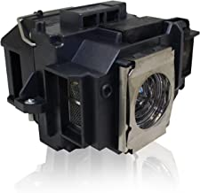 Starlight Lampara Proyector ELPLP54 V13H010L54 Compatible con Epson EB-S7 + EB-S7 EB-S72 EB-S8 EB-S82 EB-X7 EB-X72 EB-X8 EB-X8E EB-W7 EB-W8 Bombilla