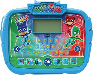 The PJ Masks Learning Tablet Featuring Catboy Owlette and Gekko Ages 3 - 6