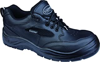 Deltaplus Men's LH517 S1 Safety Shoe US Size 14 Black