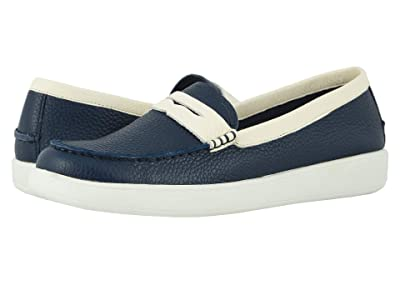 Trotters Dina (Navy/Bone) Women