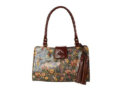 Patricia Nash Rienzo Satchel (English Country) Satchel Handbags