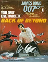 You Only Live Twice II: Back of Beyond (James Bond 007 RPG)