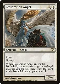Magic: the Gathering - Restoration Angel (32) - Avacyn Restored