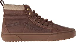(MTE) Leather/Brown/Herringbone