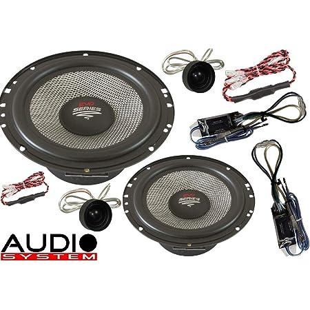 Audio System R 165 Em Evo 2 Wege System Elektronik