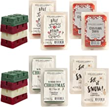 Tuscany Candle 8 Pack 2.5oz Fragrance Wax Melts Christmas Winter Holiday Living Room Home Decor