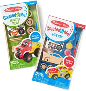 monster truck craft projects