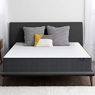 Full Mattress, Inofia Full Size Mattress- 10 Inch High Resilience Memory Foam Double Mattress for Pressure Relief & Cooler...