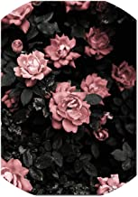 Yinshizhu21 Peony Rose Flower Canvas Nordic Poster Botanical Scandinavian Style Print Wall Art Painting Decoration Picture for Living Room,20X25Cm Unframed,Picture 1
