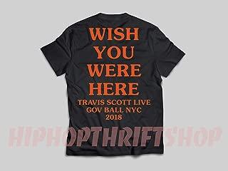 wish you were here tour merch travis scott