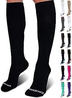 Socks for Men & Women (20-30mmHg) Running, Athletic, Travel