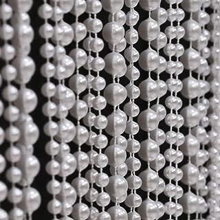 Event Decor Direct 9FT Pearl Multi Ball Chain Curtain