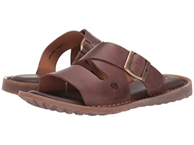 Born Maury (Dark Brown Full Grain) Men