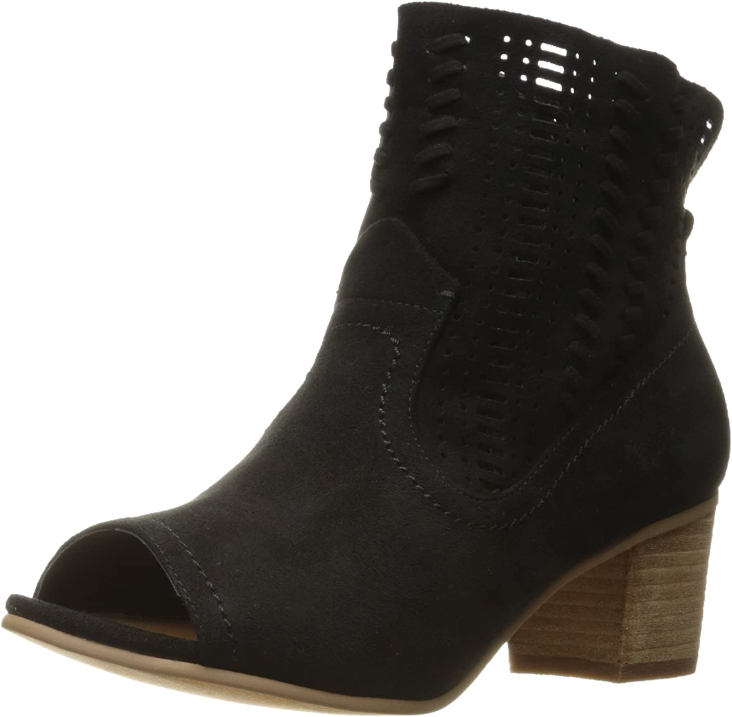 Not Rated Womens Savio Ankle Bootie