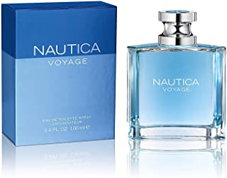 Nautica Voyage for Men Eau De Toilette Spray, 3.4 Ounce